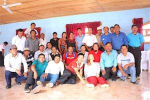 coordinadora local para la reduccion de desastres en yatza